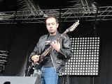 Miguel Marroquin Guitarrista De La Banda Colombiana Abrakadabra (2015)