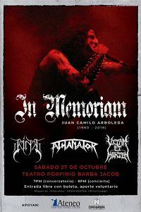 Mortizum - , Músicos Metaleros y Rockeros