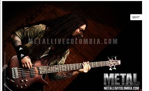 Nelson Zapata - Extremely Rotten, Músicos Metaleros y Rockeros