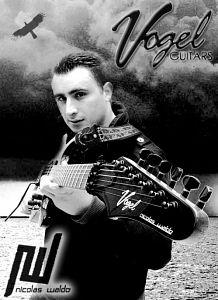 Nicolas Waldo - Energema, Músicos Metaleros y Rockeros
