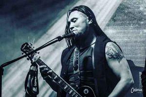 Nicolas Herrera Montero - Arkhanon, Músicos Metaleros y Rockeros
