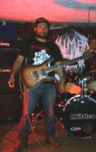 Alonso Bucheli - Butchery, Músicos Metaleros y Rockeros