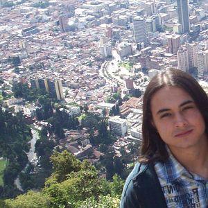 Oscar Rodas - The Scum, Bandas Colombianas