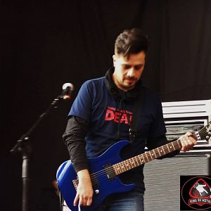 Oscar Ruiz Laiton - Hate Machine, Bandas Colombianas