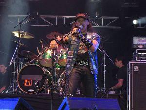 Ramon Reinaldo Restrepo - Blasfemia, Músicos Metaleros y Rockeros