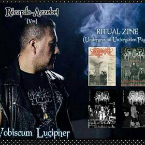 Azzebel - Vobiscum Lucipher, Músicos Metaleros y Rockeros