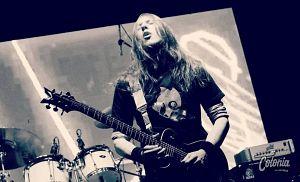Ricardo Stiglich - Patricio Stiglich Project, Músicos Metaleros y Rockeros