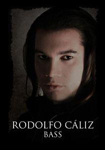 Rodolfo Caliz - Nova Orbis, Músicos Metaleros y Rockeros