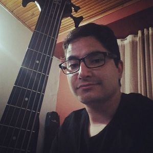 Santiago Martinez Cely - Cercenated, Músicos Metaleros y Rockeros