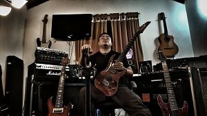 Schneider Becker - Crynight, Músicos Metaleros y Rockeros