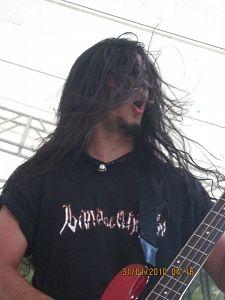 Victor Valencia - Bang, Músicos Metaleros y Rockeros